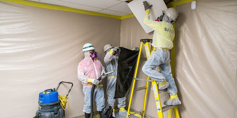 Asbestos Removal Management from OHSS Safety Consultants