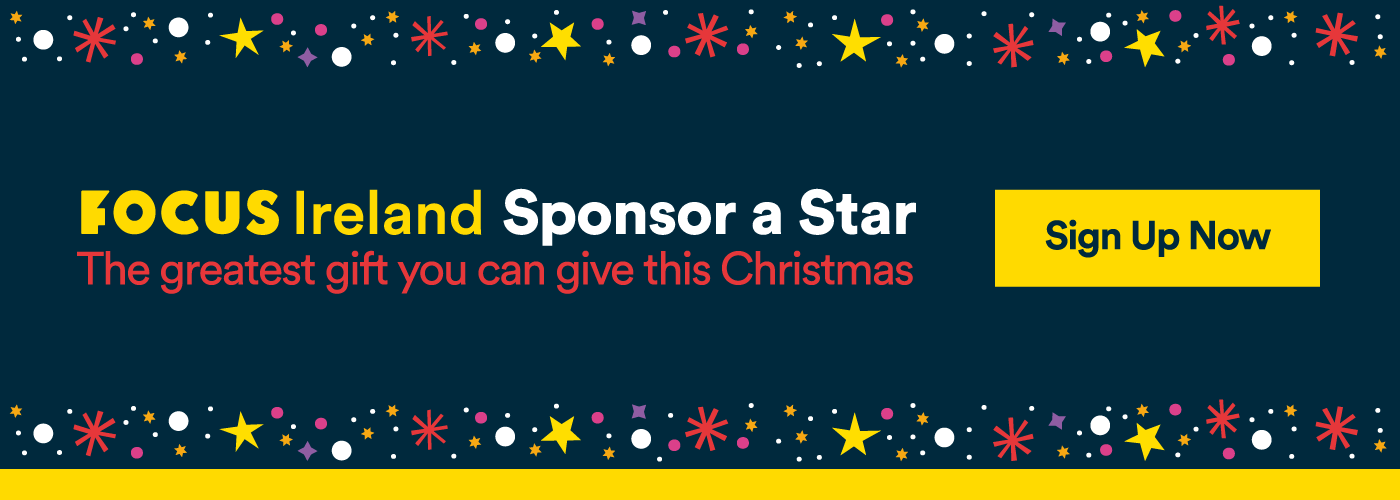Focus Ireland Sponsor a star