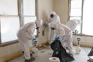 Asbestos – failure to follow asbestos regulations puts lives at risk