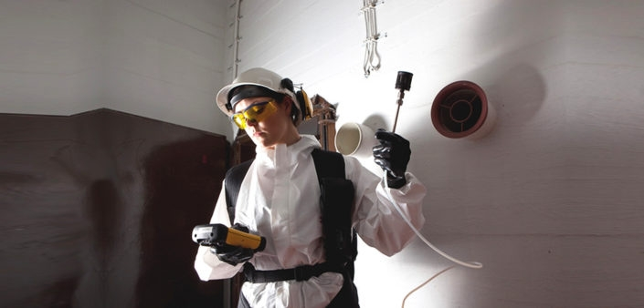 Air Quality Monitoring - A Key Factor in Workplace Safety