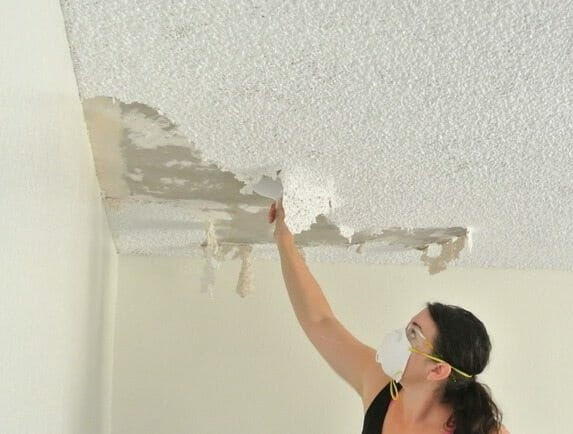 Should You Replace Asbestos Ceilings Before Selling Up?