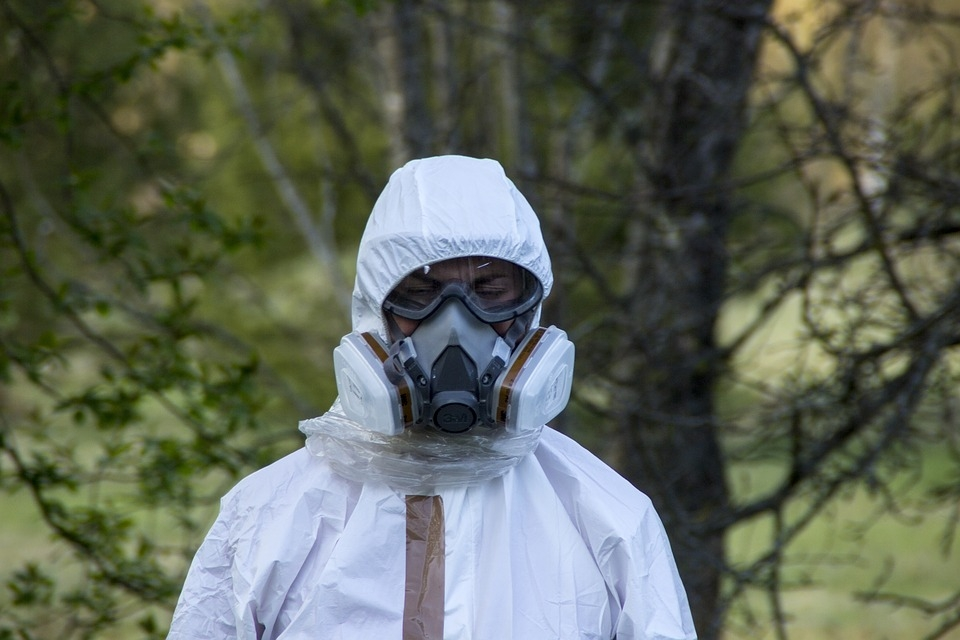 Further Evidence of Unlicensed Asbestos Removal Occurring in the UK