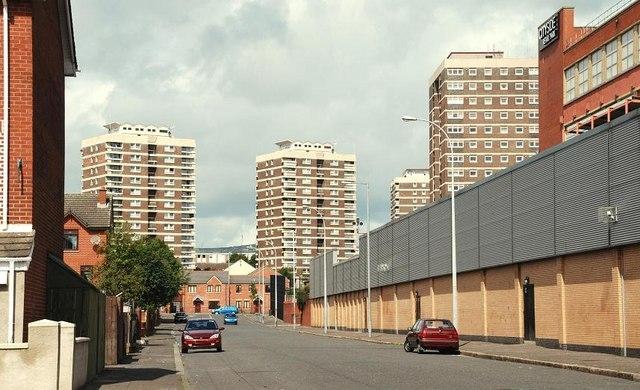 Asbestos in Northern Ireland - Over 70% of Housing Executive Properties Contain Asbestos