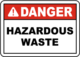 Hazardous Waste - The Asbestos Lowdown