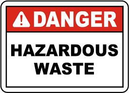 Hazardous Waste - The Asbestos Lowdown