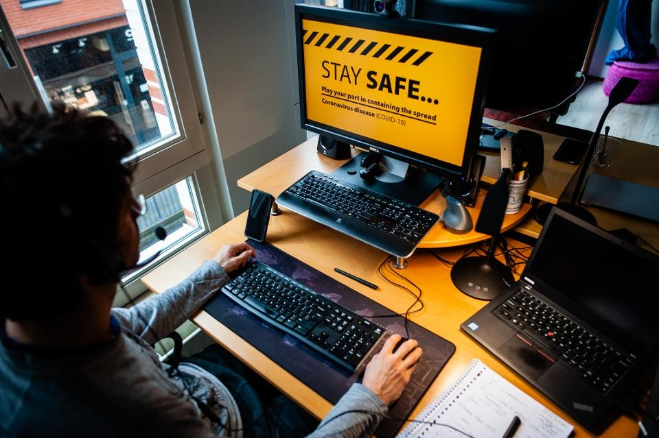 Home Working Risk Assessments - Work Equipment