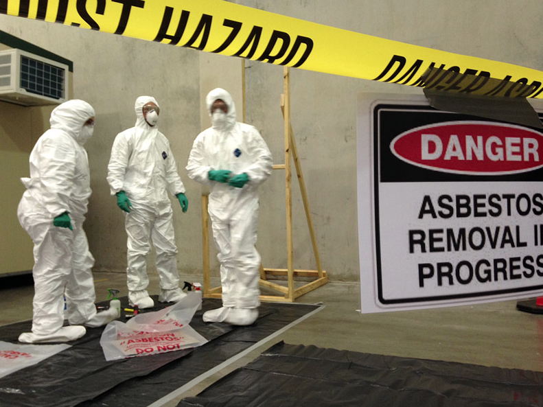 Asbestos Types and the Risks they Represent